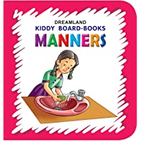 Manners Kiddy Board-Books