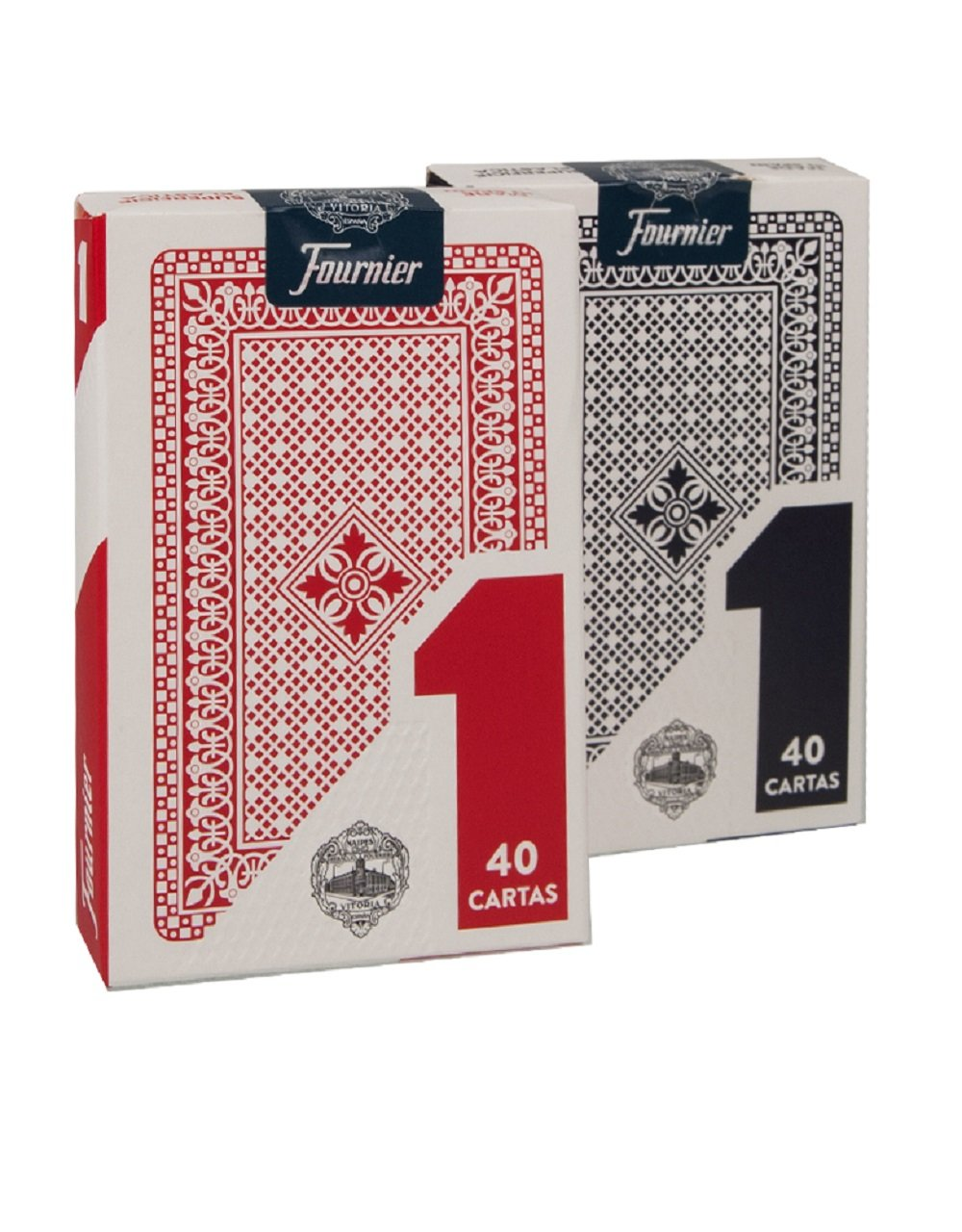 Heraclio Fournier F20984 No. 1 Spanish Playing Cards ...