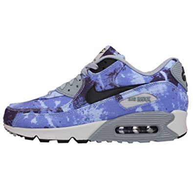 outlet store 9fe36 f9856 Nike air max 90 SD Mens Running Trainers 724763 Sneakers Shoes (UK 8 US 9  EU 42.5, persain Violet Black Grey Light ash Grey 500)  Amazon.co.uk  Shoes    Bags