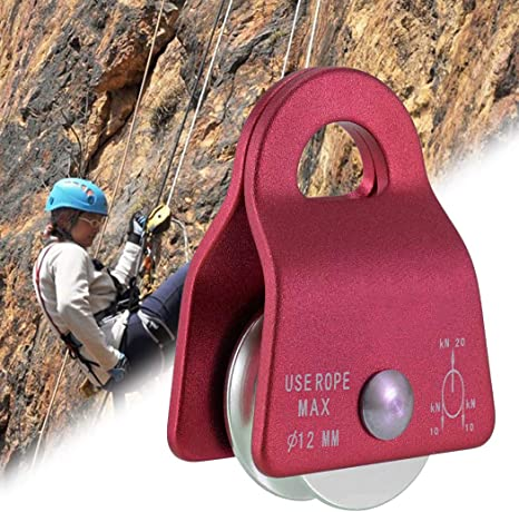 Polea lateral multifuncional portátil Fansport para escalada ...