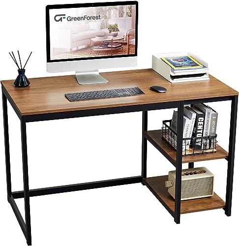 GreenForest Computer Desk 47 inch - a good cheap home office desk