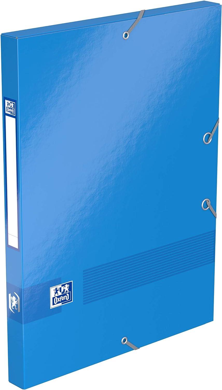 ELBA 400066259 Heftmappen 4er-Set R/ücken 25/mm Kunststoffh/ülle