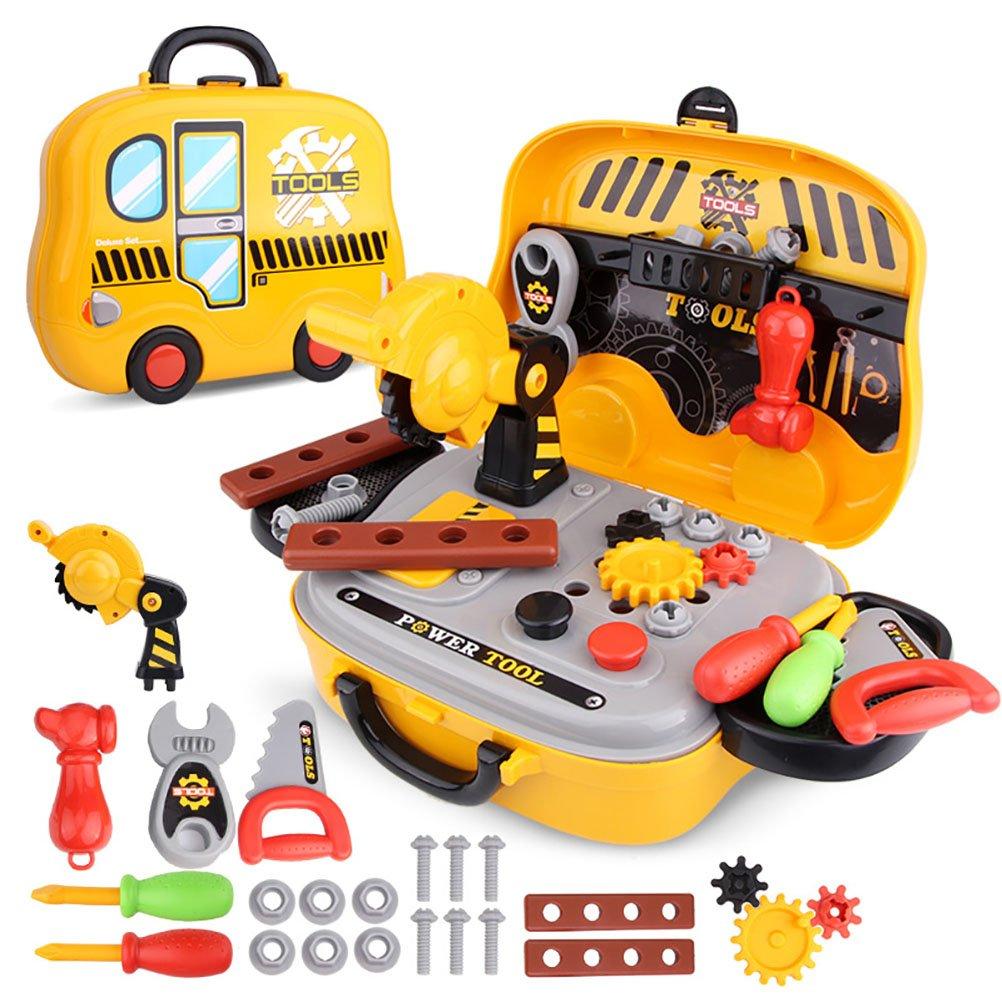 Maletín de herramientas de juguete Tool Case para niños de 36 meses product  image f685c6df68d6