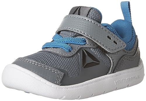 Reebok Kid s Boy s Ventureflex Stride 5.0 Crib Shoes  Amazon.ca ... 4a4d1bf8e
