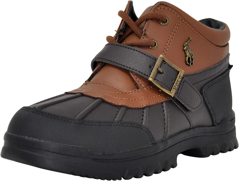 POLO RALPH LAUREN Boys Dover Boot: Shoes