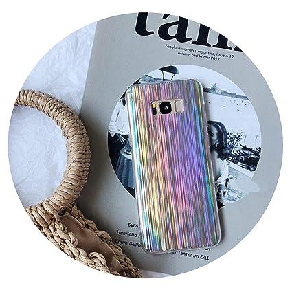 Amazon.com: Simon-Stark - Carcasa para Samsung Galaxy S8 S9 ...