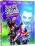 Suicide Squad [Blu-ray + Blu-ray Extended Edition + Copie digitale UltraViolet - Édition boîtier SteelBook]