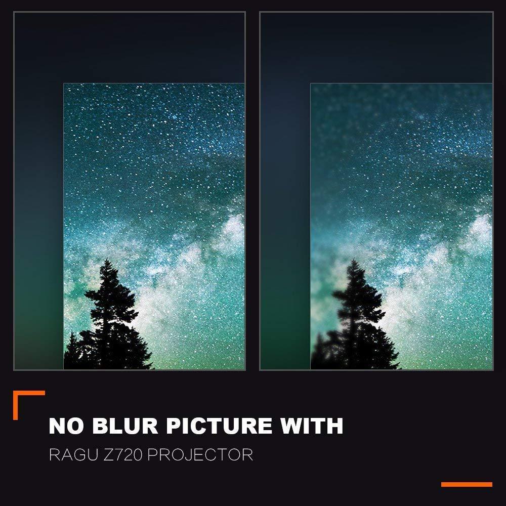 Ai LIFE Proyector Proyector de Video HD actualizado Proyector de ...