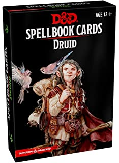 Amazon com: Dungeons & Dragons - Spellbook Cards: Xanathar's Guide