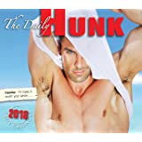 The Daily Hunk 2018 Boxed/Daily Calendar (CB0245)