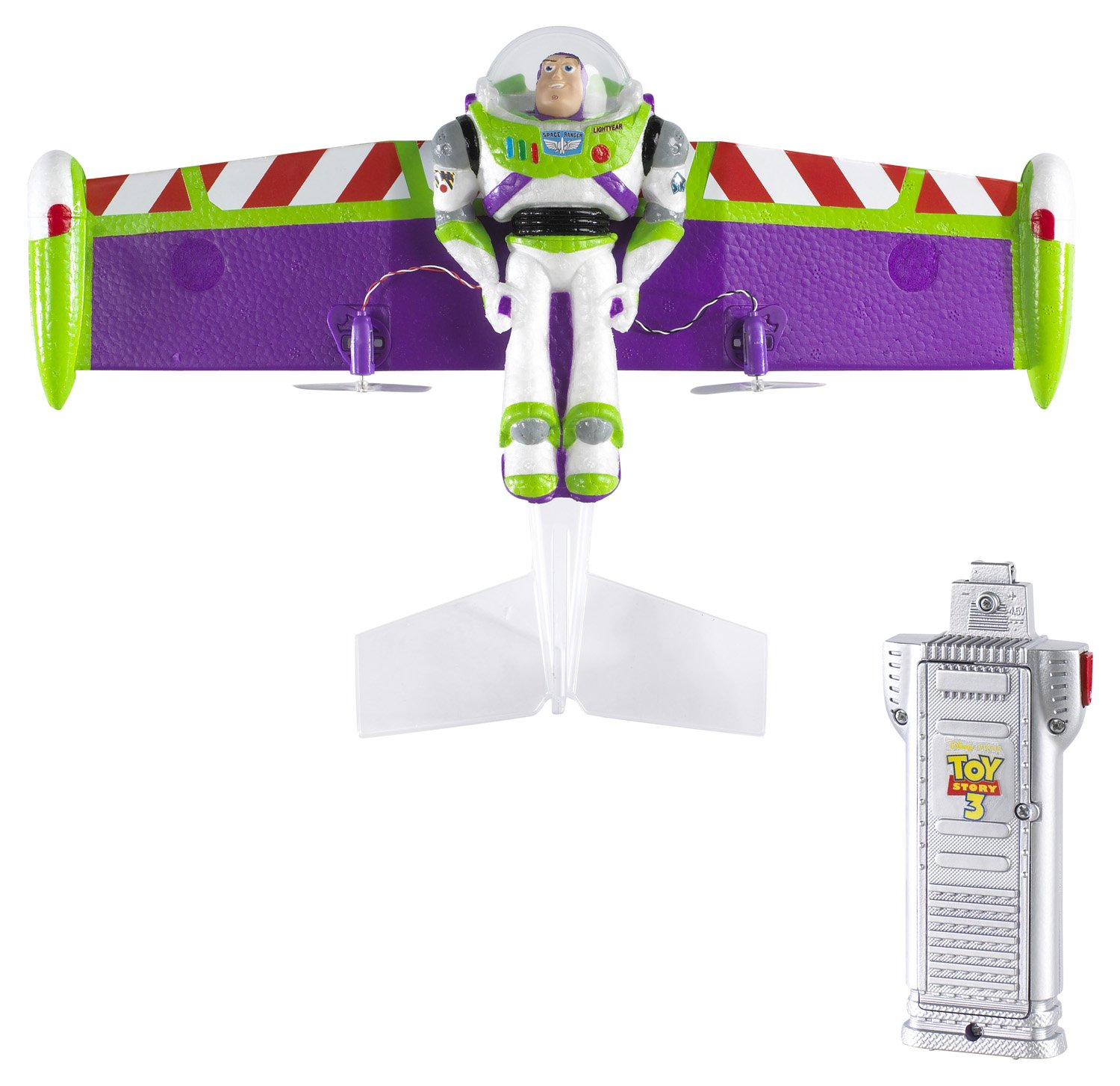 Amazon Toy Story 3 Real Flying Buzz Quick Charge Flyer Toys