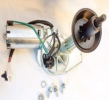 UAT- de Nissan Almera Tino Motor Limpiaparabrisas Trasero ...