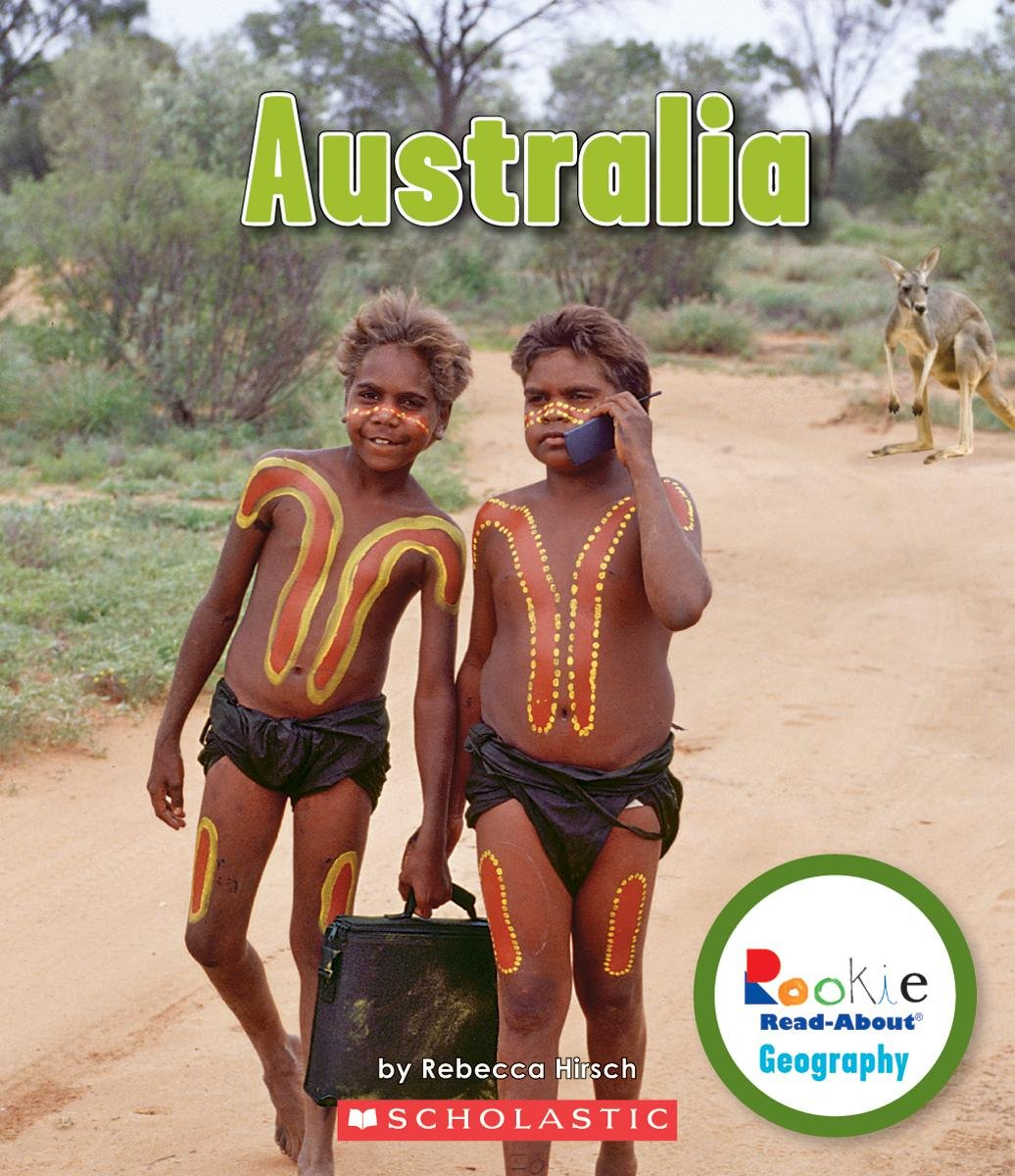 Australia (Rookie Read-About Geography: Continents) (Library Publishing)