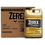 Zerex G-05 Antifreeze/Coolant, Ready to Use - 1gal (Case of 6) (ZXG05RU1-6PK)