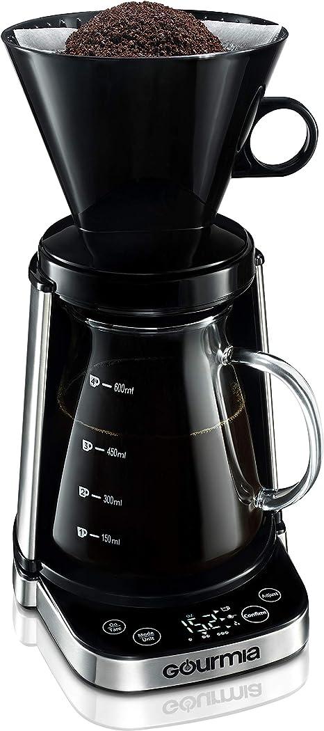 Gourmia GCM3250 Digital Touch Pour-Over Coffee Maker