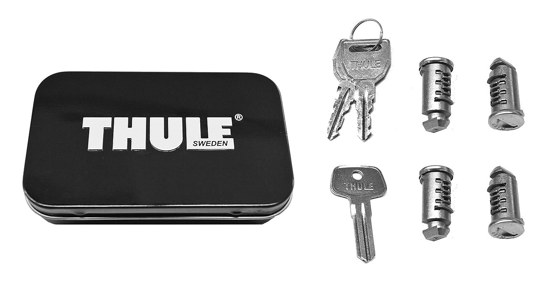 Thule 512 Lock Cylinders for Car Racks 2pk