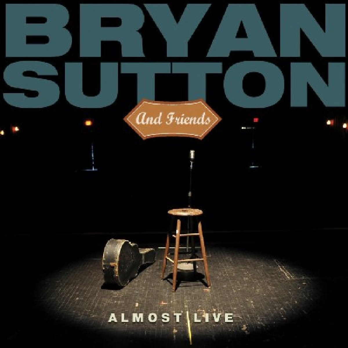 Almost Live by SUTTON,BRYAN (Image #1)