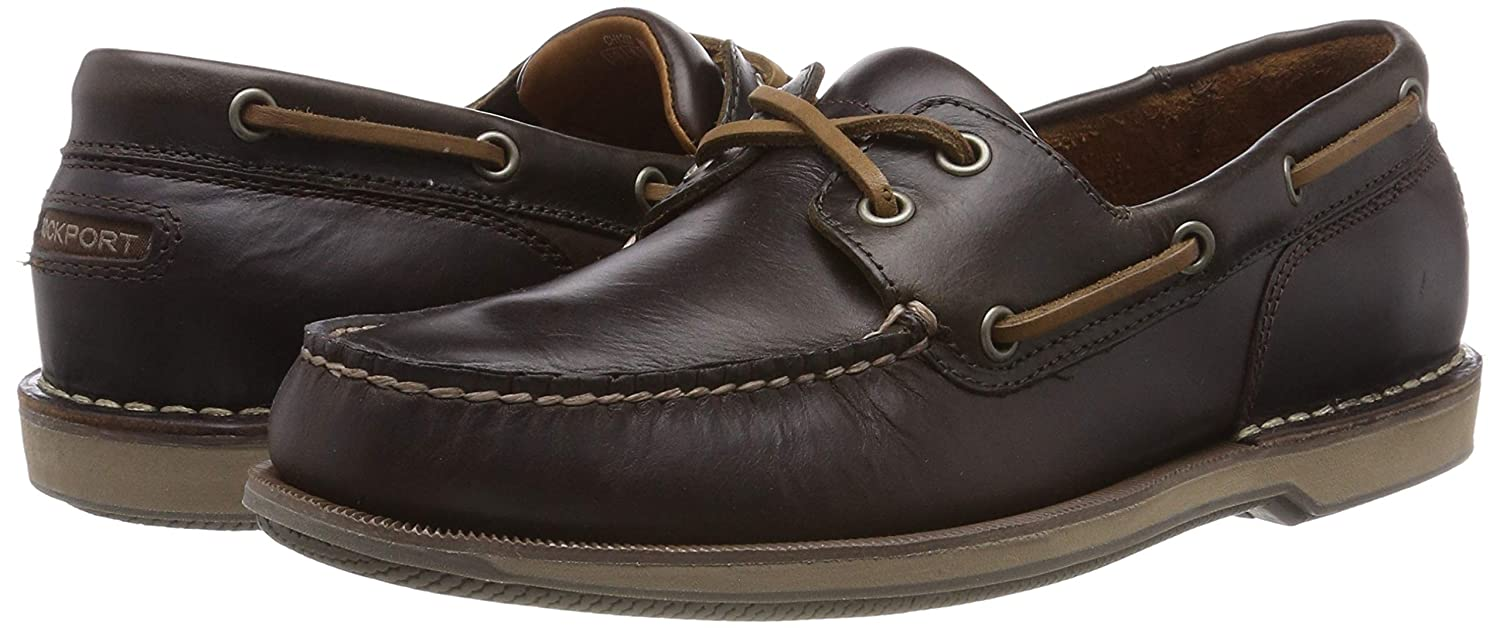 Rockport Perth Mens Shoes Brown