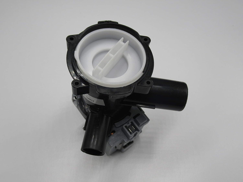 /Bomba de desag/üe para lavadora Siemens Bosch Askoll M50/M54/M215/m50.1/m54.1 Maxx Ersatzteiltresen/
