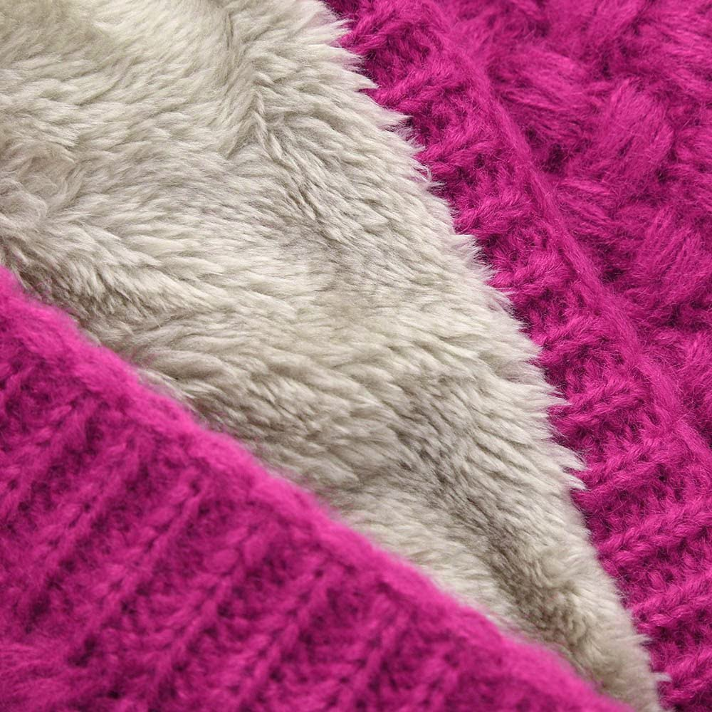 Hot Sale Knitted Scarf for Women/&Men,WUAI Clearance Unisex Winter Warm Scarf Knitted Thickness Scarf