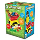The Learning Journey Play and Learn Outdoor Grill Toy