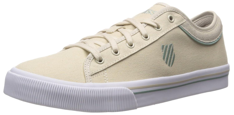 K-Swiss Men's Bridgeport 2 Fashion Sneaker B01LZAV5G4 8 D(M) US|Sandshell/Granite Green/White