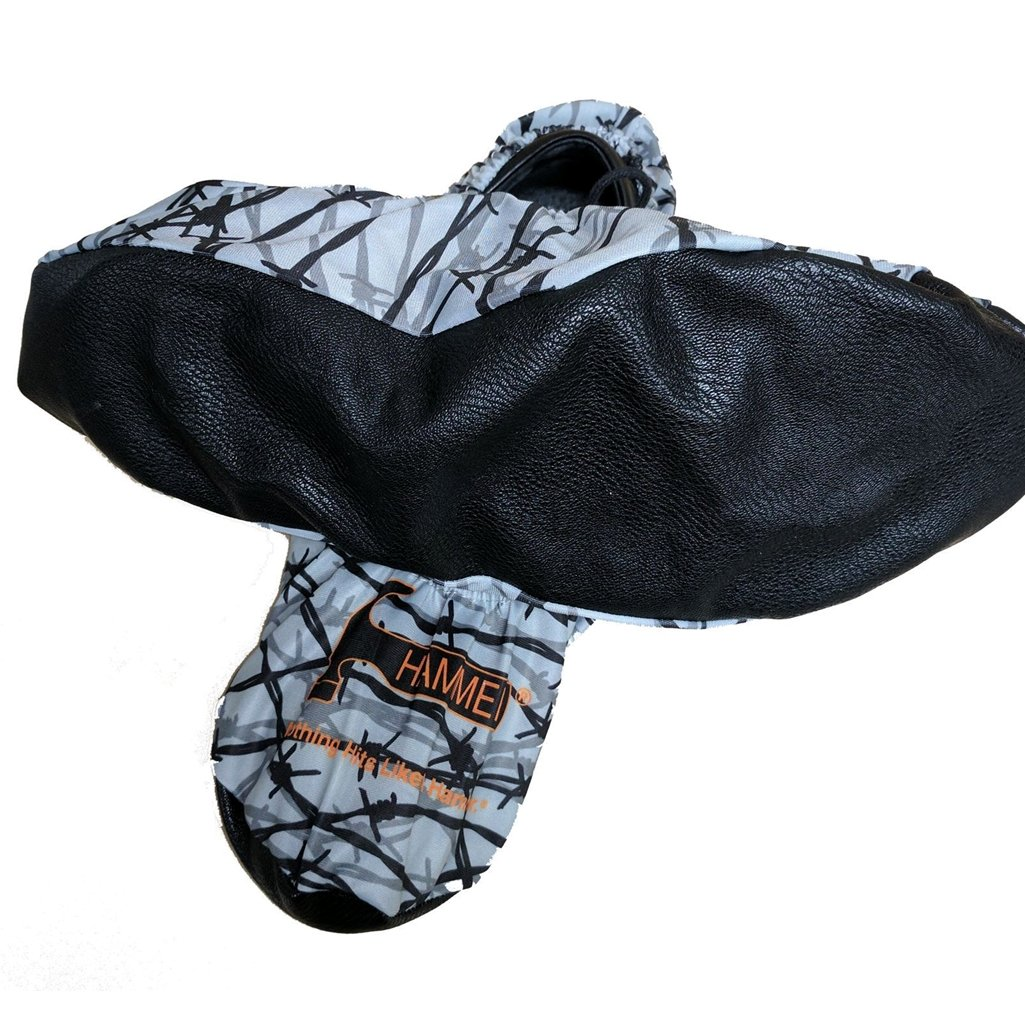 Hammer Bowling Barbed Wire Shoe Covers- 1 Pair by Hammer Bowling Products