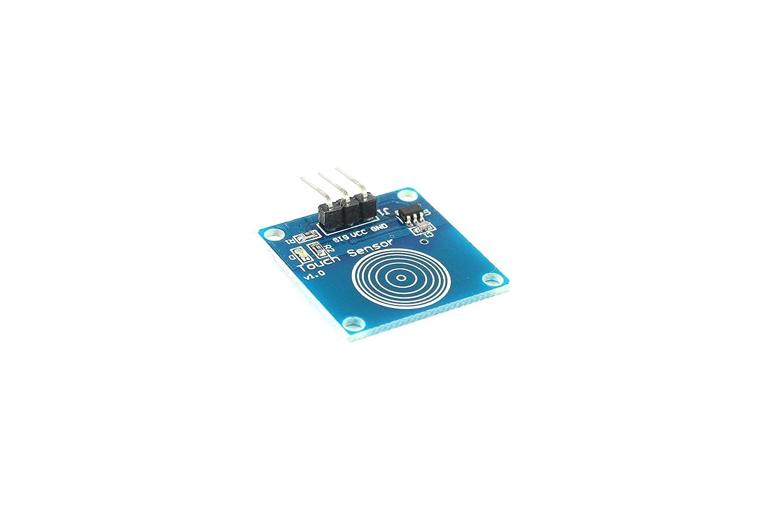 Wasserdicht Ultraschall Entfernungsmesser Sensor Modul : Ttp223b touch sensor modul kapazitiver switch arduino raspberry pi