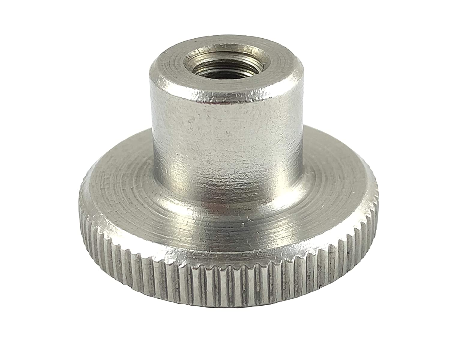 ruthex 10x Knurled Nuts M4 DIN 466 Stainless Steel V2A