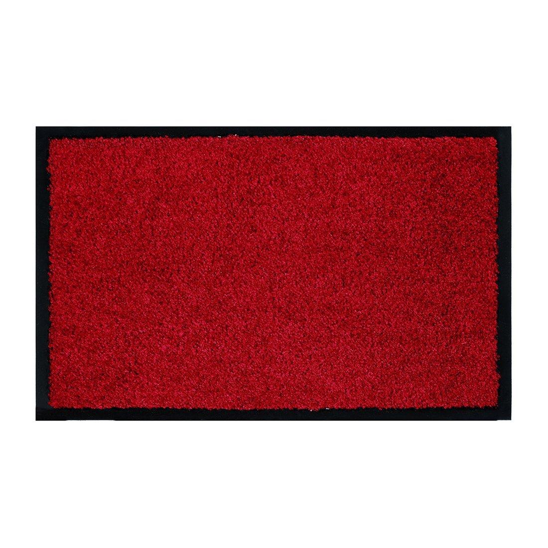 Fußmatte ASTRA Proper Tex Farbe  Rot, Größe  90 cm x 150 cm