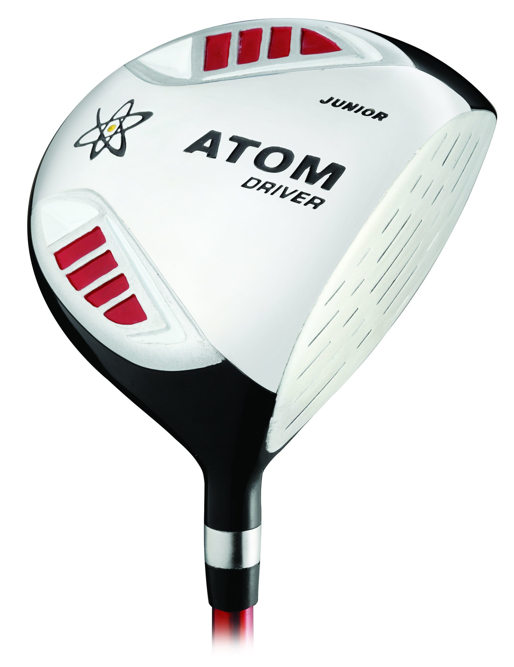 ATOM Complete Junior Golf Set, Youth 45-54'' tall, Ages 6 -10, Right-handed by Founders Club (Image #2)