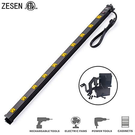 Review ZESEN 10 Outlet Heavy