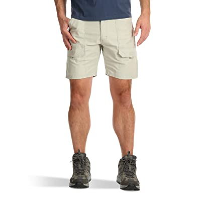 Fossil Rock Outdoor Performance Relaxed Fit Above Knee Flex Hiker Shorts at Amazon Men's Clothing store