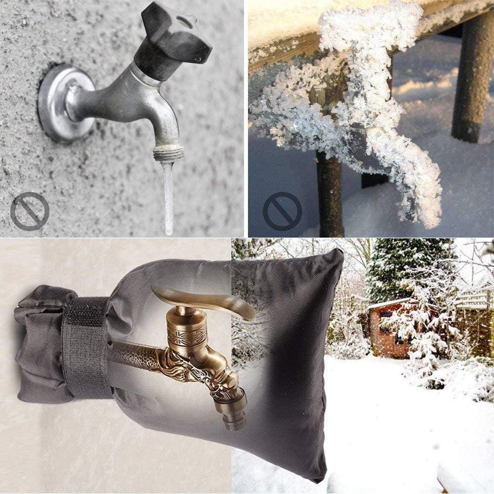 Zeudas Outdoor Faucet Covers for Winter