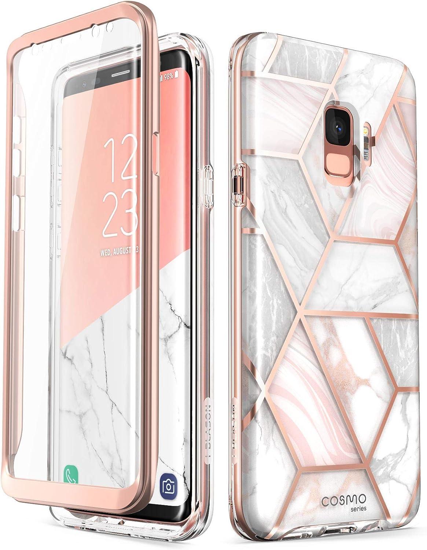 i-Blason Funda Galaxy S9 [Cosmo] 360 Grados Case Carcasa para ...