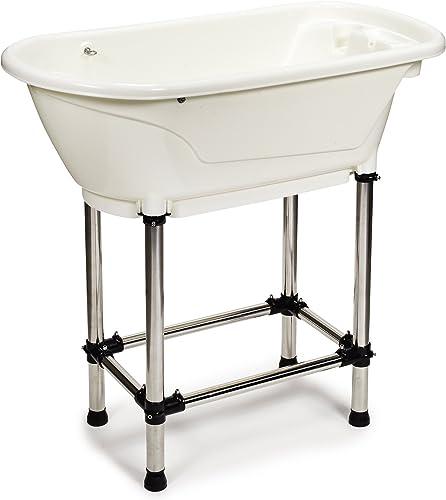 Master-Equipment-Bathe-&-Go-Dog-Groomer's-Tub