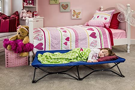 Buy Regalo My Cot Portable Bed Royal Blue Online At Low Prices In India