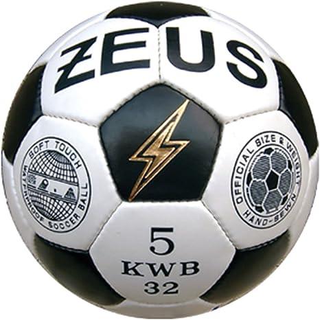 Zeus KWB Gold Pelota De Futbol (4): Amazon.es: Deportes y aire libre