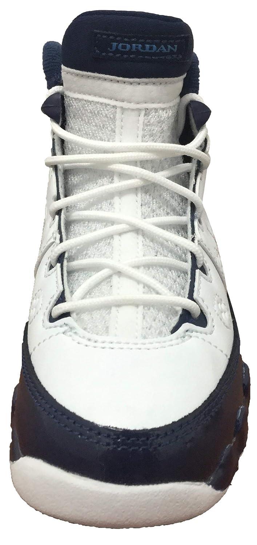 Jordan Kids Preschool Air Jordan 9 Retro Basketball Shoes