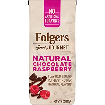 Folgers Chocolate Raspberry Flavored Coffee