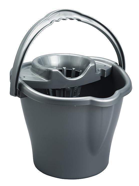 15 l Toyma 0911/% 2F09-Secchio rotondo con Strizzatore