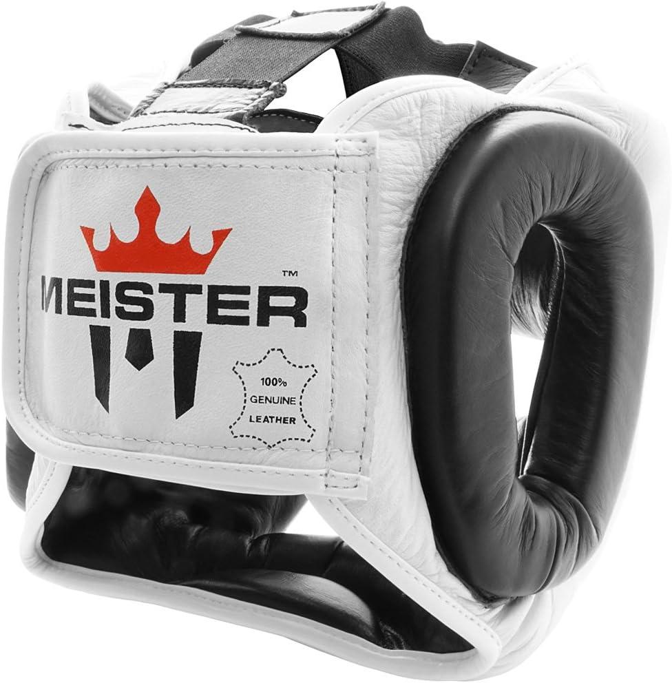 Meister Gel Full-Face Training Head Guard for MMA Boxing /& Muay Thai