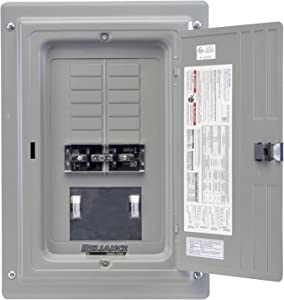 Reliance Controls Corporation TRC1005C Indoor Transfer Panel