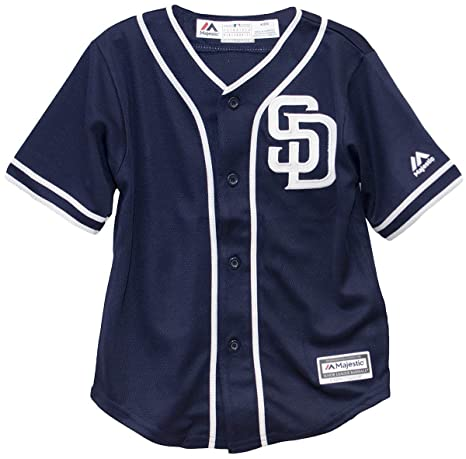 various colors 41b72 a3fed ... promo code for best loved 46e13 68704 san diego padres alternate navy cool  base infant jersey