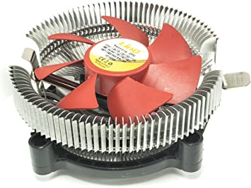 VENTILADOR CPU PC COOLER V247 Intel Socket 775 1155 1156 1166 AMD ...