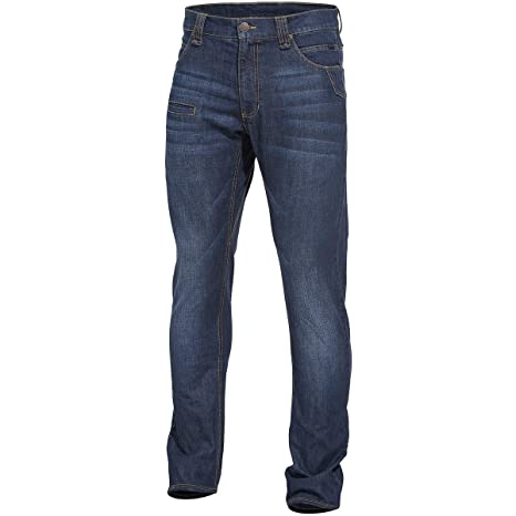 Pentagon Mens Rogue Jeans Pants Indigo Blue at Amazon Mens ...