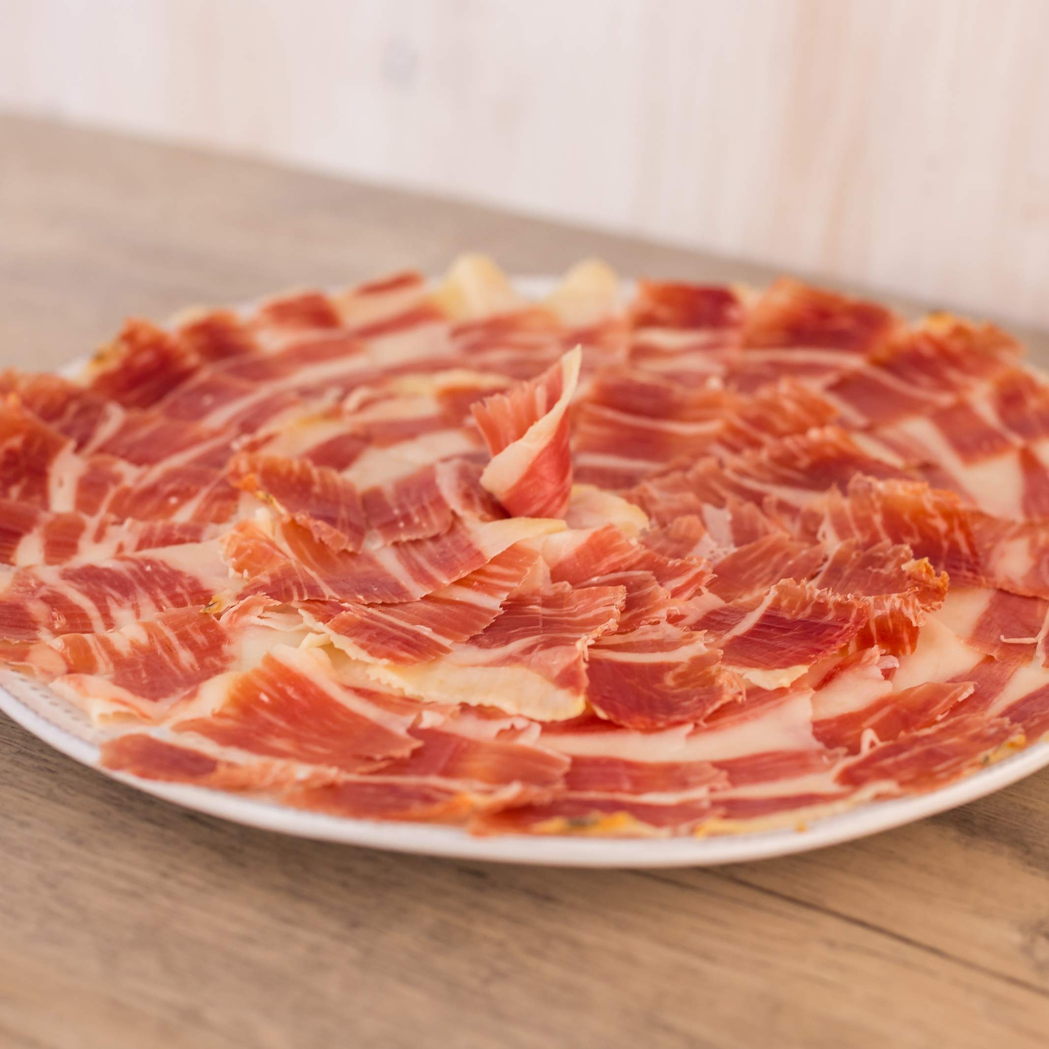La Jamoteca - Pure Bellota Iberico Ham, Premium Quality, Hand Carved Style, 4 years curated, 100% Iberico, Pata Negra, 4 Packages - (2oz Each) by Loveiberico (Image #5)