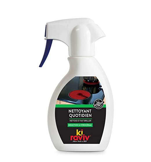 KIRAVIV limpieza de placa vitrocerámica: Amazon.es: Hogar