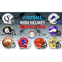$79 » Football Superstar Signed Mini Helmet Mystery Box Series 16 (Limited to 50)
