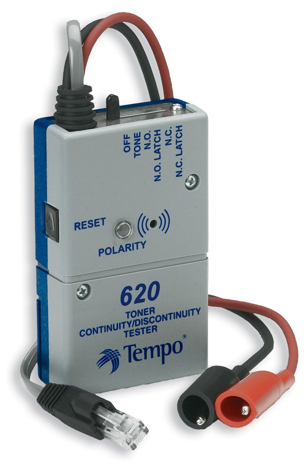 Greenlee Pe620 Alarm Loop Verifier Tone Generator Multi Testers Latching Circuits Schematic Picture